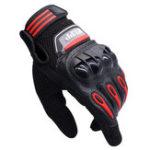 Оригинал WUPP CS-640A мотоцикл Full Finger Protective Перчатки Сенсорный экран Водонепроницаемы