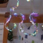 Оригинал ARILUX® Солнечная Powered 8 режимов Colorful 200LED Waterfall Tree Vine Branch String Fairy Holiday Light