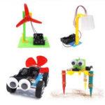 Оригинал 6 шт DIY Материал Малая научная технология Модель Научные эксперименты Материалы Студенческие игрушки ручной работы