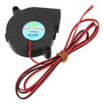 Оригинал 5Pcs / Pack TEVO® DC 12V 50 * 50 * 15mm 5015 Радиальный вентилятор охлаждения вентилятора для 3D-принтера
