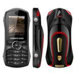 Оригинал NewmindF1+2000mAhАвтоМодель Телефон FM Радио Bluetooth MP 3 Dual Sim Dual Standby Mini Автоd Телефон