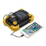 Оригинал НаоткрытомвоздухеКемпинг750lmCOB Tent Light USB аккумуляторная аккумуляторная батарея для обслуживания работы