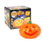 Оригинал MoFun Halloween Pumpkin Ghost Звук Эффект Свет Украшение Игрушки Party Home Decor