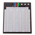 Оригинал 3200 Hole Solderless Test Breadboard с PCB Prototype Board для Arduino