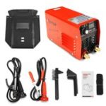 Оригинал MMA-320 Digital Дисплей Сварочная машина 220V IGBT DC Inverter Welding Инструмент Полный пакет