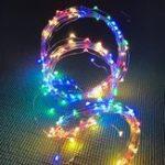 Оригинал ARILUX® Батарея Powered 8 режимов ROGB 200LED Tree Vine String Fairy Light с IR Дистанционное Управление