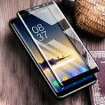 Оригинал Bakeey3DCurvedEdgeзакаленноестекло Screen Protector для Samsung Галактики Примечание 9