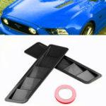 Оригинал ПараABSАвтоКрышкавентиляционногоотверстия для вытяжки воздуховода для надувных панелей для Ford Mustang