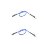 Оригинал 2PCS 300/400 / 500mm ESC до Мотор Удлинительные кабели 3,5 мм золотые пули 16 AWG Силиконовый Провод