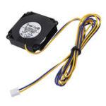 Оригинал Creality 3D® 40 * 40 * 10 мм DC24V 0.1A Высокоскоростной DC Бесколлекторный 4010 Вентилятор охлаждения форсунки вентилятора для 3D-принтера серии Ender