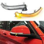 Оригинал Авто Сигнальные огни поворотного зеркала двери для BMW F20 F22 F30 F31 F32 1 2 3 4 Серия X1