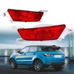 Оригинал Влево / вправо Авто Задний бампер Противотуманные фары Лампа с лампочкой для Range Rover Evoque 2011-2018