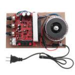 Оригинал 200W 220V Высокая мощность Усилитель Полевой эффект Транзистор Передняя и задняя ступень Hi-Fi Мощность Усилитель Bo