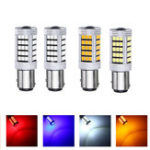 Оригинал 2шт 1157 BAY15D LED Авто Тормозные стоп-сигналы Turn Tail Bulb Лампа DC12V 1260LM 6W