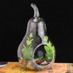 Оригинал ХрустальнаястекляннаяцветочнаявазаTerrariumContainer Hydroponic Свадебное Украшения для ваз