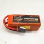 Оригинал Гигантская мощность DINOGY ULTRA GRAPHENE 2.0 14.8V 1850mAh 80C 4S Lipo Батарея XT60 Plug для RC FPV Racing