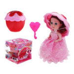 Оригинал Surprise Cupcake Princess Кукла Деформация Куклаs Девушка 9.7 * 16 CM Прекрасный подарок на день рождения Cute T