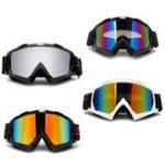 Оригинал Двойной Объектив Противотуманные лыжи Сноубординг Sun Snow Ski Goggles мотоцикл UV400