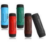 Оригинал Elegiant На открытом воздухе Водонепроницаемы 4.0 Bluetooth Стерео Авто Ride С Автоd Charge Treasure Wireless Speaker