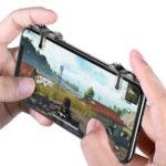 Оригинал Baseus G9 Game Trigger Fire Button Джойстики Геймпад Контроллер игры 2PCS для планшета