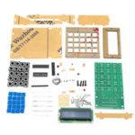 Оригинал DIY Калькулятор Счетчик Набор Калькулятор DIY Набор LCD Многоцелевой электронный калькулятор Электроника Компьютеры с акриловым Чехол