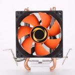 Оригинал U8 120 мм DC 12V Настольный компьютер Радиатор радиатора охлаждения радиатора для Intel 775 115X AMD