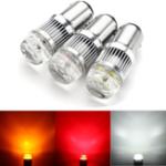 Оригинал 1шт 1157 BAY15D 6SMD LED Авто Реверсивный хвостовой фонарь Поворотная лампа Лампа 30W 600LM DC12-24V