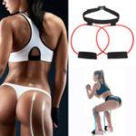 Оригинал KALOAD Женское 20lb Hip Trainer Butt Booty Ремень Стандарты Упражнение для упражнений для тренировки мышц тела