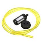 Оригинал Фильтр топливного бака + Grommet + Fuel Шланг Набор Для Honda Stihl для бензопилы Ryobi Talon