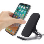 Оригинал QI Wireless Charger Зарядное устройство для док-станции для Iphone X 8 для Samsung Note 8 S8 S9