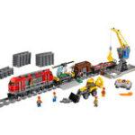 Оригинал Lepin 02009 City Series Доставка Поезд комплект строительных блоков кирпичей RC Авто Детские игрушки подарок 1003pcs