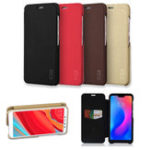 Оригинал LENUOДержательдлякарточекдлякарточек Soft Кожа PU + PC Защитная Чехол Для Xiaomi Mi A2 Lite / Xiaomi Redmi 6 Pro