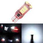 Оригинал 1Pcs T15 4014 33SMD LED Авто Тормозные стопорные огни заднего хода Обратный поворот Sighal Bulb 6.5W 12V белый