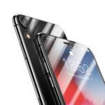 "Оригинал Baseus0.3mm3DCurvedEdgeПередняя задняя закаленная стеклянная пленка Screen Protector для iPhone 9 6.1 ""/ iPhone XS Max 6.5"""
