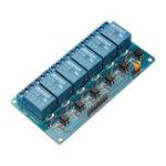 Оригинал BESTEP 6-канальный 3,3-вольтовый модуль изоляции оптопары Active Низкий для Arduino