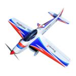 Оригинал 50E / 50 Class 1380mm Wingspan EPO F3A Электрическое фиксированное крыло RC Самолет KIT