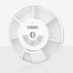 Оригинал Xiaomi ZAYATA Portable Smart Bluetooth Pill Чехол Набор Будильник Таймер хранения лекарств Коробка Офисный дом Школа
