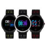 """Оригинал XANESX71.04""""TFTЦветнойэкран IP68 Водонепроницаемы Smart Watch Сердце Рейтинг артериального давления Монитор Фитнес Smart Wristband"""