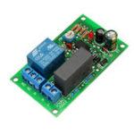 Оригинал 220V 10A 2200W Модуль реле задержки Задержка включения питания Отключить контурный коммутатор