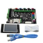 Оригинал MKS-Robin STM32 Плата контроллера ARM + MK2 Robin TFT3.2inch Colorful Сенсорный экран для 3D-принтера с FFC-линией и USB-кабелем