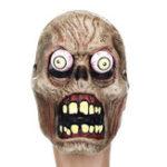 Оригинал Хэллоуин Латекс Маска CS Zombie Face Mummy Плавильный костюм Party Prop Маска