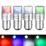 Оригинал 1157 BAY15D SMD 2835 LED Авто Строб Flash Привод хвоста Лампа Лампа DC 12V Синий Зеленый Красный