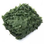 Оригинал Мультяшный Армейский Зеленый Camo Netting Camouflage Net для Авто Обложка Кемпинг Лесная местность Военный Охота