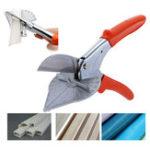 Оригинал Многофункциональный U-образный нож для резки ножниц Деревообработка Инструмент 45-135 Degree