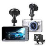 Оригинал 4 дюймов HD 1080P Авто Видеорегистратор камера Автомобильный видеорегистратор G-Sensor Dash Cam