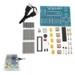 Оригинал 51 SCM Chip Game Console Электронное производство DIY Набор Play Game Дизайн Board Module