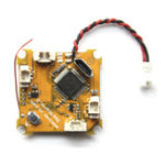 Оригинал Inductrix F3 EVO Brushed Flight Control Board BeeStorm FC Встроенный экран BetaFlight для E010 E010S