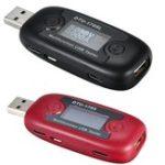 Оригинал 2шт DTU1705 + DTU1705L Быстрая зарядка Type-C LCD Large Дисплей USB Tester Напряжение Токовая измерительная мощность