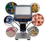 Оригинал Цифровой микроскоп Andonstar 4.3 дюймов 1080P С HD Датчик USB-микроскоп для ремонта телефона Пайка Инструмент Ювелирная оценка Биологические использ