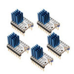 Оригинал 5Pcs / Pack TMC2208 v1.0 Stepper Мотор Драйвер с AHeatsink DIY Набор для 3D-принтера
